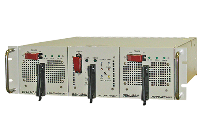 Industrial COTS DC-DC, AC-DC and AC-AC Power Supplies